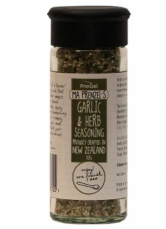 Ma Prenzel's Garlic & Herb Seasoning