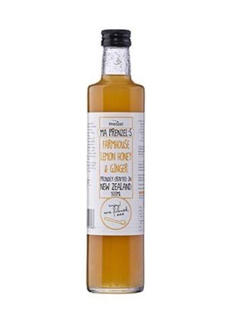 Ma Prenzel's Lemon, Honey & Ginger Cordial