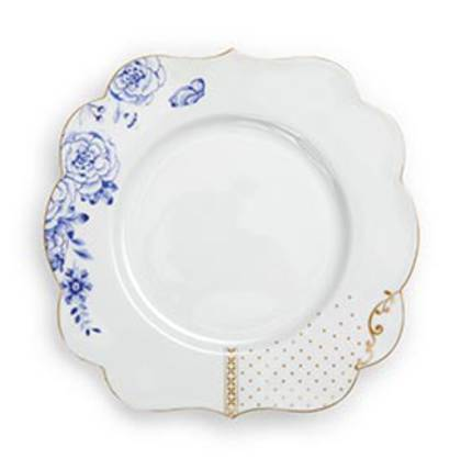 Pip Royal White - Plate