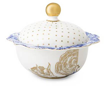 Pip Royal White - Sugar Bowl