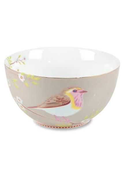 Pip Early Bird Khaki Bowl 15cm