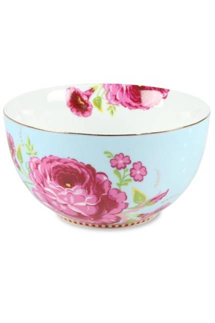 Pip Floral Blue Bowl 12cm