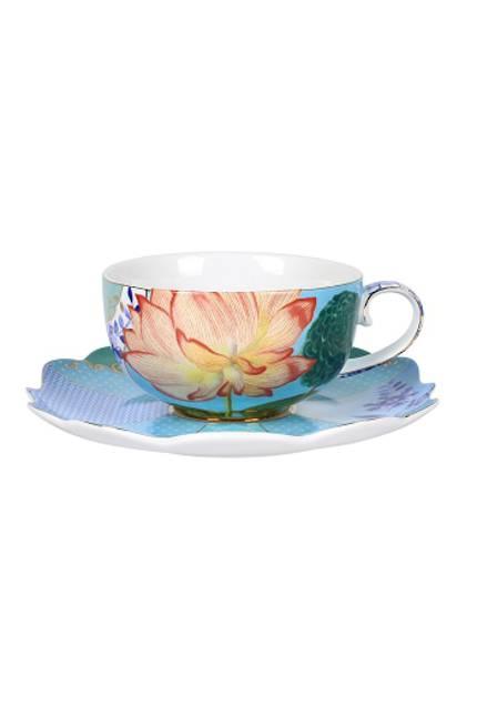 Pip Royal - Tea Cup and Saucer