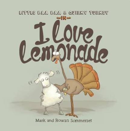 Book - I Love Lemonade