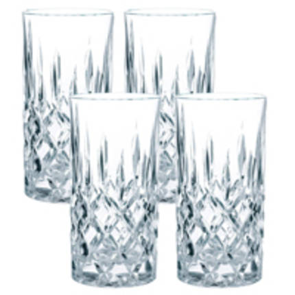 Nobleese Long Drink (Set of 4)
