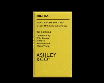 Ashley & CO. Mini Soap Bar - Tui & Kahili