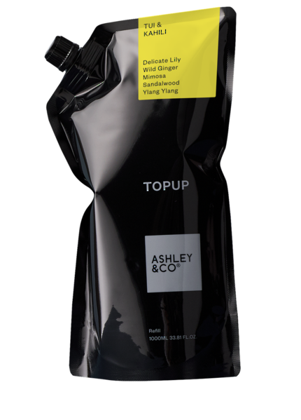 Ashley & CO. Top Up - Tui & Kahili