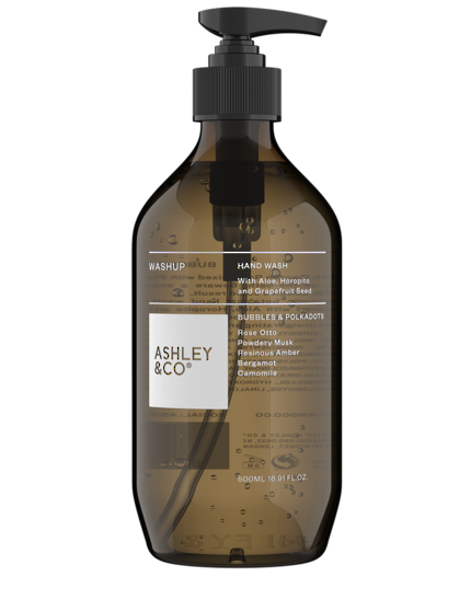 Ashley & CO. Botanical Hand Wash - Bubbles & Polkadots
