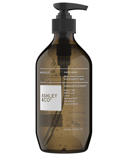 Ashley & CO. Botanical Hand Wash - Parakeets & Pearls