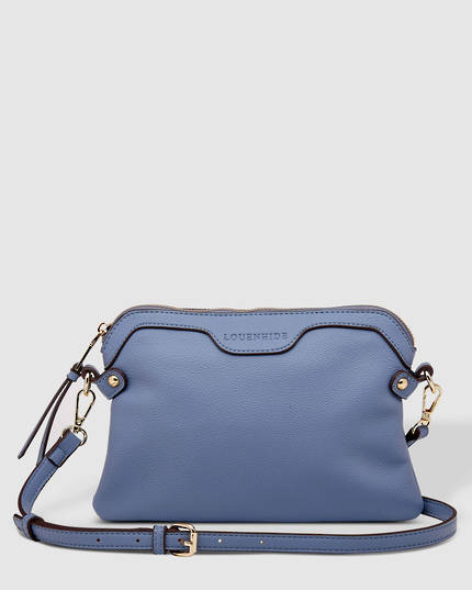 Arabella Cross Body Bag - Chambray