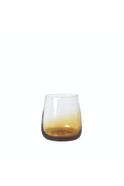 Broste Amber Tumbler Short - Set of 4