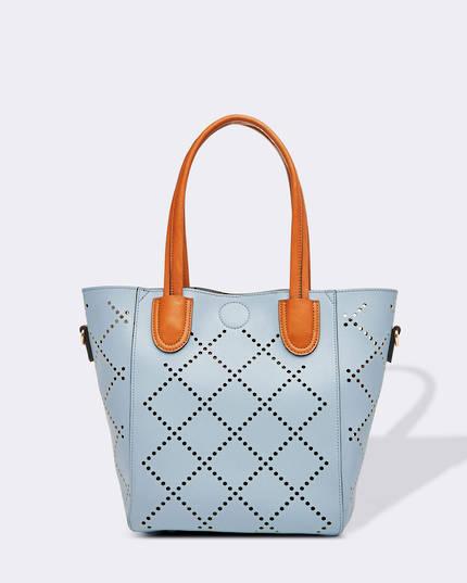 Baby Bermuda Bag - Dusty Blue
