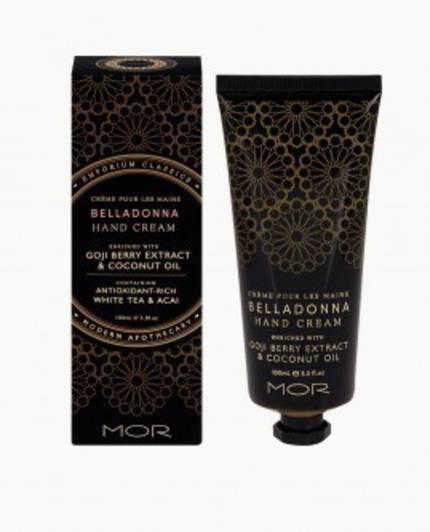 MOR Hand Cream 100ml - Belladonna
