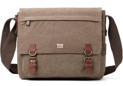 Classic Laptop Bag - Brown