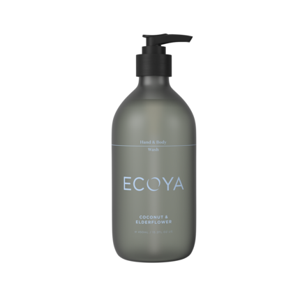 Ecoya Wash - Coconut & Elderflower