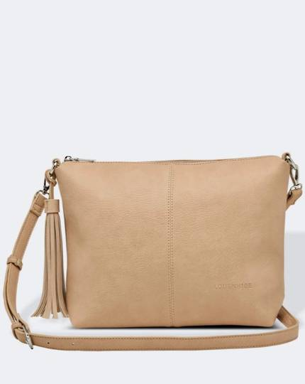 Daisy Cross Body Bag - Putty