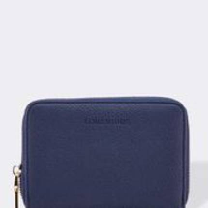 Eden Wallet - Navy