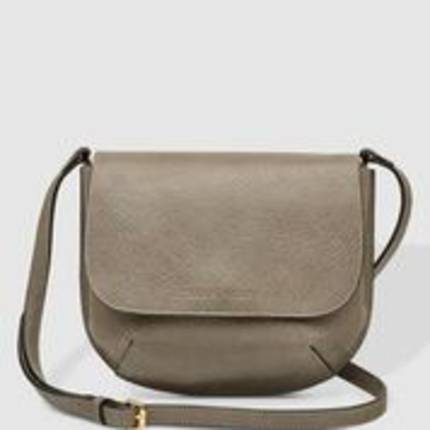 Sabina Cross Body Bag - Grey