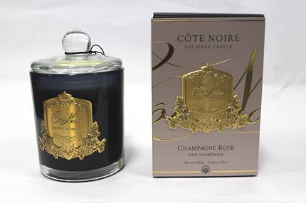 Soy Blend Candle - Pink Champagne 450g