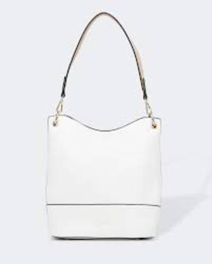 Jacqui Bag - White