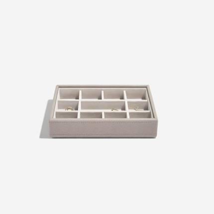 Mini Jewellery Box Trinket Layer - Taupe