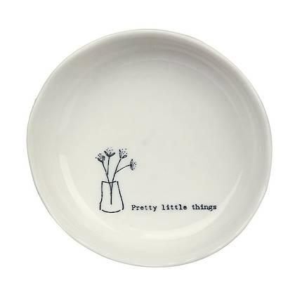 Wobbly Trinket Dish - Pretty Little Things
