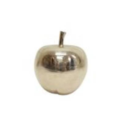 Silver Apple Decor