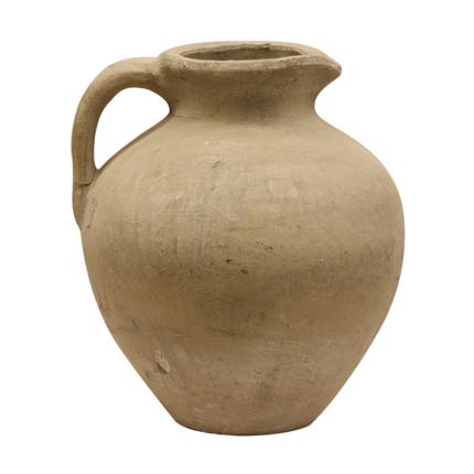Tuscan Style Stone Jug - Medium