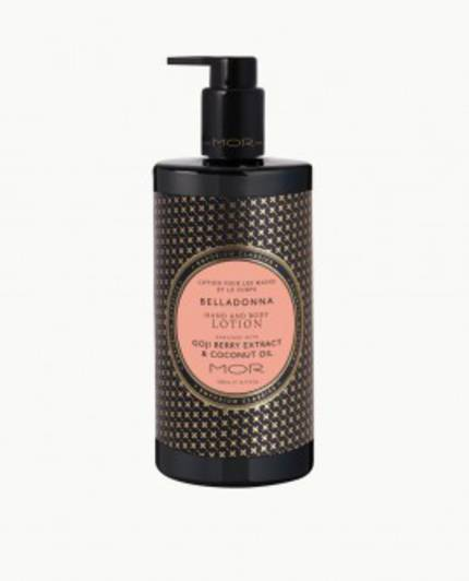 MOR Hand & Body Lotion 500ml - Belladonna