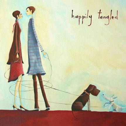 Crispin Korschen Art - Happily Tangled