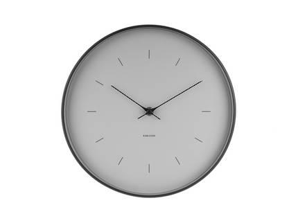 Karlsson Butterfly Wall Clock - Grey