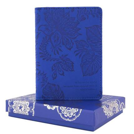 Passport Holder - Lapis