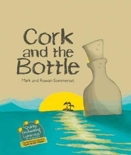 Book - Cork and the Bottle