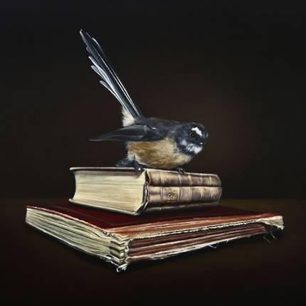 Jane Crisp Art - Memoirs of Yesterday