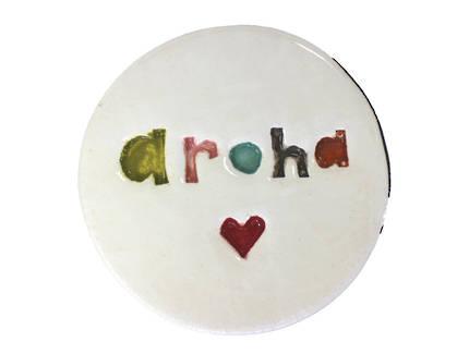 Monster ceramic - Aroha Disc