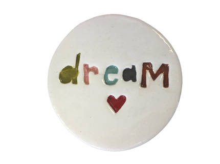 Monster ceramic - Dream Disc