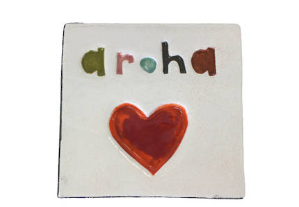 Monster ceramic - Aroha Tile