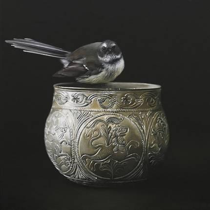Jane Crisp Art - The Begging Bowl