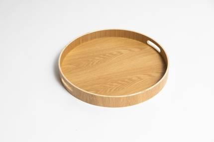 NED Willow Circular Tray