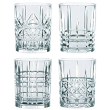 Highland Mixed Tumblers (Set of 4)