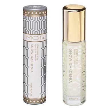 MOR Perfume Oil Snow Gardenia