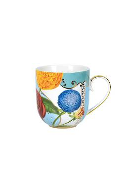 Pip Royal - Small Floral Mug