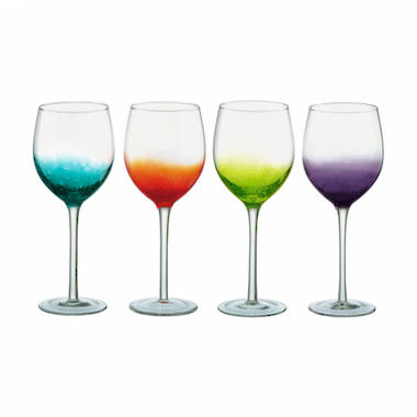 Fizz Wine Glasses