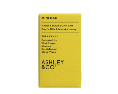 Ashley & CO. Mini Soap Bar - Tui & Kahili