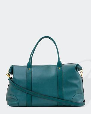 Alexis Travel Bag - Teal