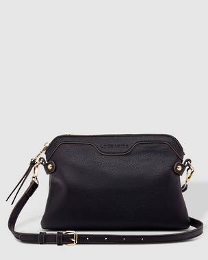 Arabella Cross Body Bag - Black