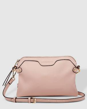 Arabella Cross Body Bag - Pale Pink
