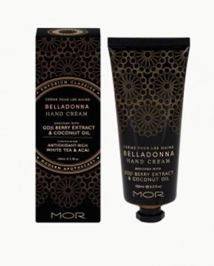 MOR Hand Cream 100ml - Belladonna