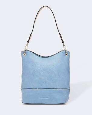 Jacqui Bag - Dusty Blue