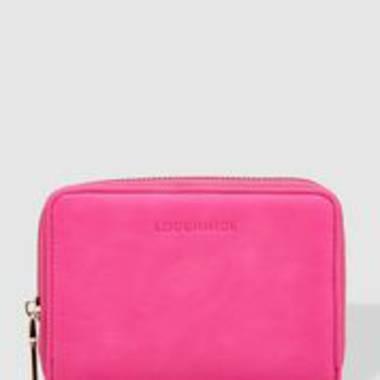 Eden Wallet - Hot Pink